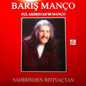 BARIŞ MANCO -FULL AKSESUAR 88 MANCO - Vinyl, LP, Reissue