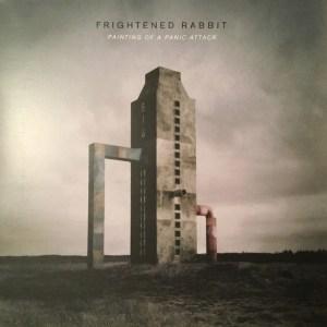 FRIGHTENED RABBIT - PAINTING OF A PANIC ATTACK - Vinyl, LP, Album