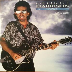 GEORGE HARRISON - CLOUD NINE - Vinyl, LP, Album, Reissue, Remastered, 180g