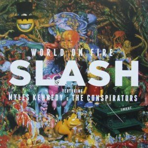 SLASH (3) FEATURING MYLES KENNEDY AND THE CONSPIRATORS - LIVING THE DREAM - 2 × Vinyl, LP, Album,