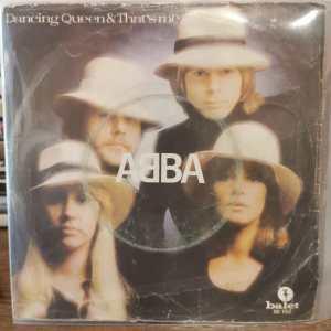 ABBA – DANCING QUEEN & THAT'S ME - 45 LİK