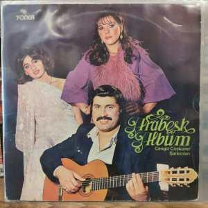 CENGIZ COŞKUNER – ARABESK - Vinyl, LP, Stereo