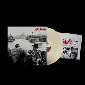 TANER ÖNGÜR VE 43.75 - ASRI SADA - Vinyl, LP, Limited Edition, Numbered, Stereo, Beige