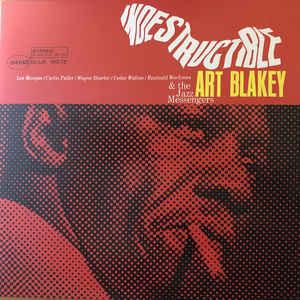 ART BLAKEY - THE JAZZ MESSENGERS - INDESTRUCTIBLE! Vinyl, LP, Album, Reissue, Remastered