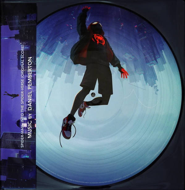 DANIEL PEMBERTON - SPIDER-MAN INTO THE SPIDER-VERSE (ORIGINAL SCORE) 2 × Vinyl, LP, Album, Picture Disc