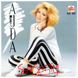 AJDA PEKKAN - SENI Vinyl, LP, Album