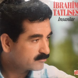İBRAHIM TATLISES – İNSANLAR – Vinyl, LP, Album, Reissue, Remastered - PLAK
