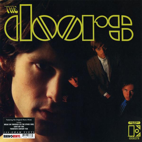 THE DOORS - THE DOORS - Vinyl, LP, Album -PLAK