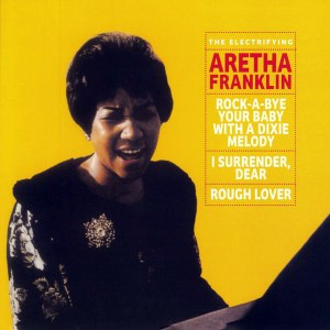 ARETHA FRANKLIN - THE ELECTRIFYING ARETHA FRANKLIN - Vinyl, LP, Album, Reissue, 180g - PLAK