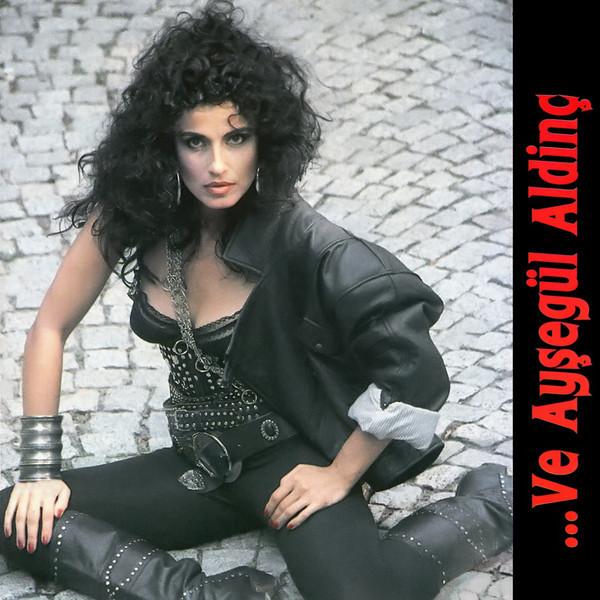 AYŞEGÜL ALDINÇ - ...VE AYŞEGÜL ALDINÇ - Vinyl, LP, Album - PLAK