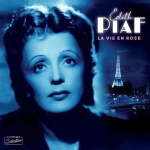 ÉDITH PIAF- LA VIE EN ROSE - Vinyl, LP, Compilation - PLAK
