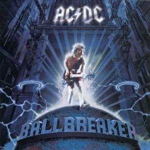 AC/DC - BALLBREAKER - Vinyl, LP, Album, Reissue, - PLAK