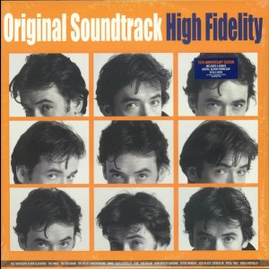 HIGH FIDELITY (ORIGINAL SOUNDTRACK) - Vinyl, LP, Album, Reissue - PLAK