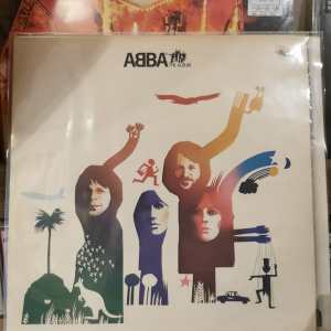ABBA - THE ALBUM Vinyl, LP,-PLAK