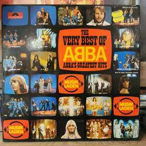 ABBA - THE VERY BEST OF ABBA (ABBA'S GREATEST HITS) 2 × Vinyl, LP, Compilation -PLAK