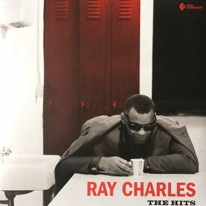 RAY CHARLES - THE HITS - Vinyl, LP, Compilation- PLAK