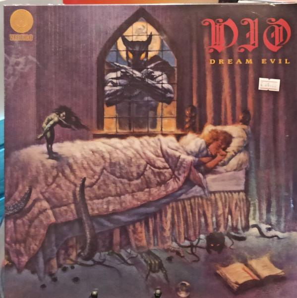 DIO - DREAM EVIL - 2 × Vinyl, LP, Album, Reissue, Remastered - PLAK