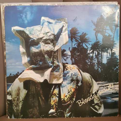 10CC-BLOODY TOURISTS -Vinyl, LP, Album, Stereo - PLAK
