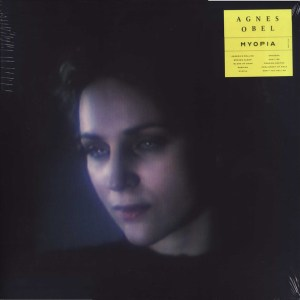 AGNES OBEL - MYOPIA Vinyl, LP, Album, Stereo, Dark Green - plak