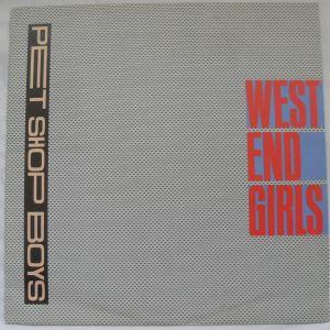 West End girls image