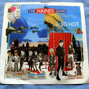 Haines gang image