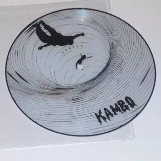 "Round postcards? Yes! 7"" postcards! Yes! Crazy idea but it works. 🤓  #7cali #shortrunvinyl #lathecut #lathecutvinyl #lathecutrecords #7inch #7inchvinyl #round #postcard #musicpostcards #kambo #vortex #loverecords #vinylcollection"