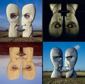 'The Division Bell', album sleeve. © Pink Floyd (1987) Ltd