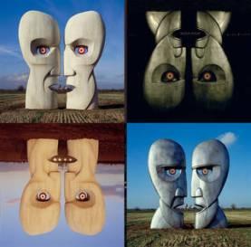 'The Division Bell', album sleeve. © Pink Floyd (1987) Ltd