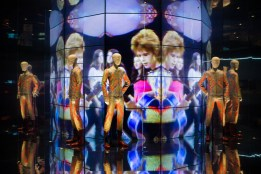 """""""David Bowie Is"""" at ACMI (Australian Centre for Moving Image), Melbourne. Photo: Mark Gambino"""