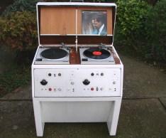 BBC Technics vinyl console (1970s)