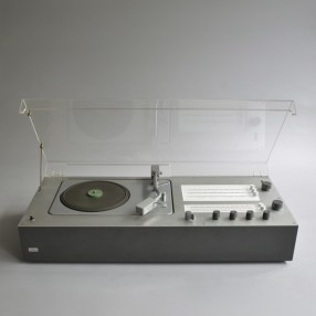 Braun. Audio 1. Dieter Rams. 1962