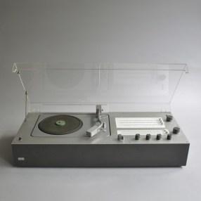 Braun. Audio 1. Dieter Rams. 1962
