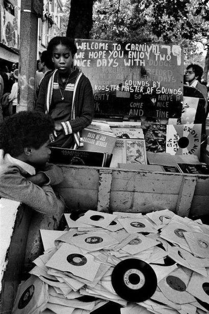 Notting Hill Carnival, London, 1989
