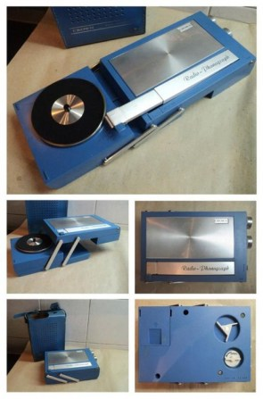 Crown Radio Phonograph TRP-126 (1969)