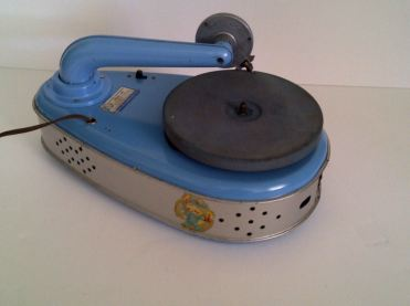 Spear 400 children's phonograph, 1950