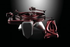 Metaxas & Sins unveils futuristic £35,000 concept turntable