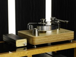 Palmer 2.5 turntable with Audio Origami tonearm