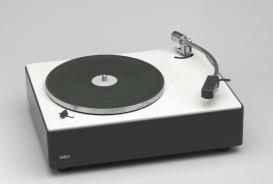 Dieter Rams. Braun PS 2 Stereo Turntable. 1963