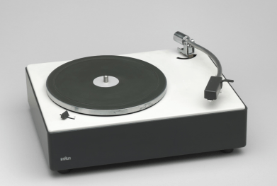 Dieter Rams. Braun PS 2 Stereo Turntable. 1963