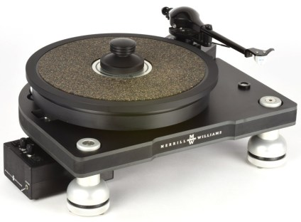 Merrill-Williams R.E.A.L. 101.3 Turntable