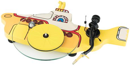Pro-Ject The Beatles Yellow Submarine