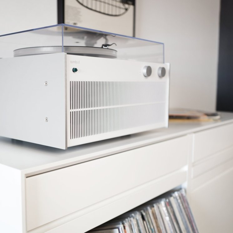 Symbol Audio reveals the Modern Record Player
