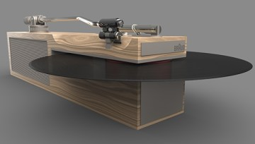 Conceptual Turntable Designs