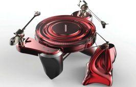 Metaxas Phonographic Perambulator No.1