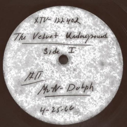 1966 Velvet Underground and Nico Acetate — $25,200