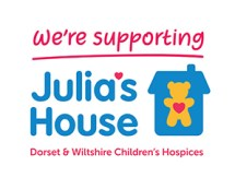 We're supporting Julia's House