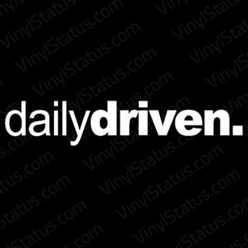 Daily-Driven