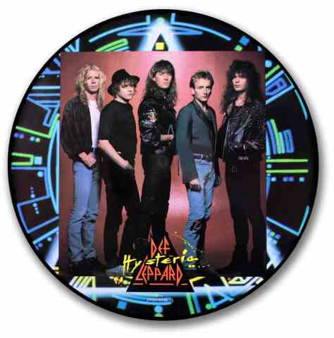 Def Leppard, Hysteria Picture Disc