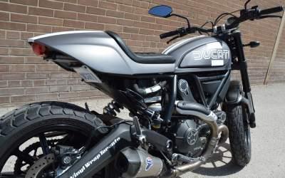 Car Wrap Toronto – Ducati Motorcycle / Bike Full Wrap