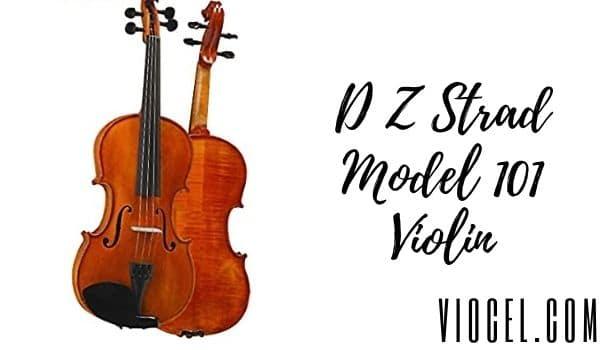 D Z Strad Model 101 Violin